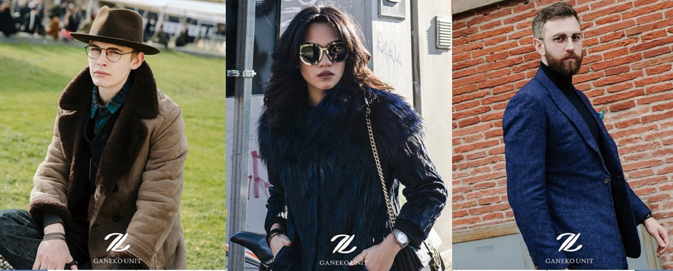 """Ordinary but not boring,<br>Unique but not heavy""<br>Welcome to Ganekounit Eyewearkorea Market. <br>We hope Ganekounit can be remembered as the identity which is beyond fashion and visual aids. <br>We hope you have a happy shopping experience. <br>Thank you very much.<br>"