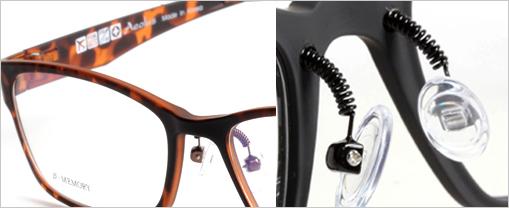 스프링코 특허로 안경인의 불편함을 해소하는 회사입니다.